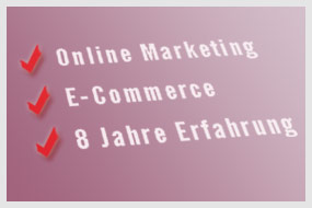 Lebenslauf - Online Marketing & E-Commerce